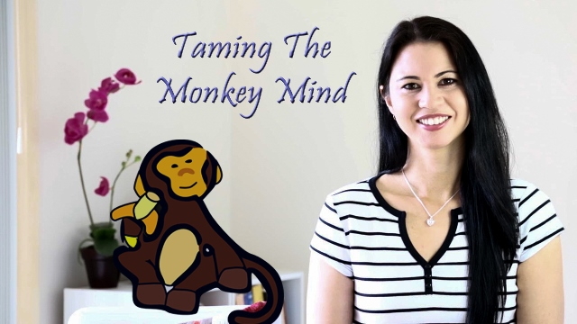 enthusiastic buddhist - taming the monkey mind