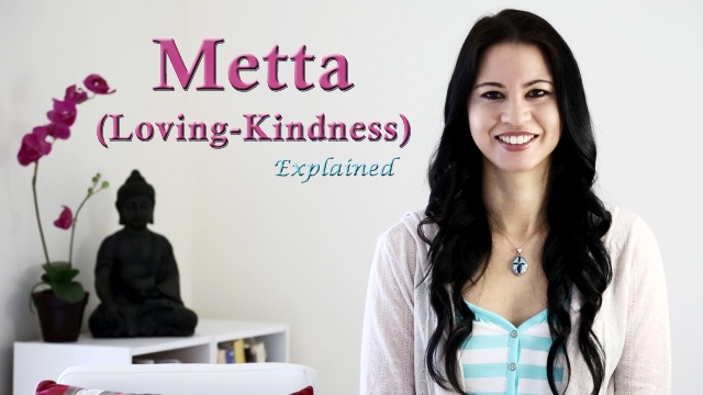 the enthusiastic buddhist metta loving kindness