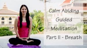 Easy Breathing Guided Meditation