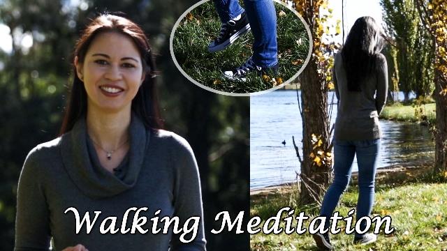 www.enthusiasticbuddhist.com Walking Meditation Technique