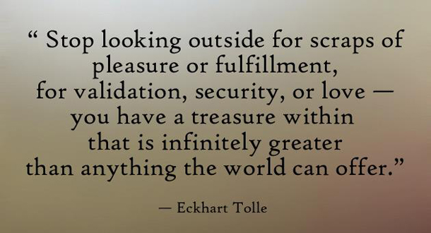 eckhart-tolle-quote thebohemianbliss website