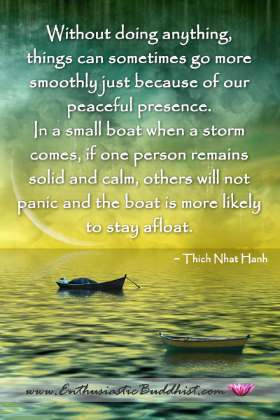 thich nhat hanh quote peace www.enthusiasticbuddhist.com