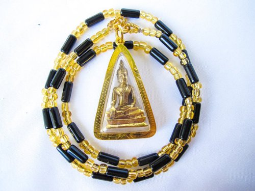 jewelry statue item pendant zen buddha yoga religion buddhist in hindu gautama golden necklace face necklaces from