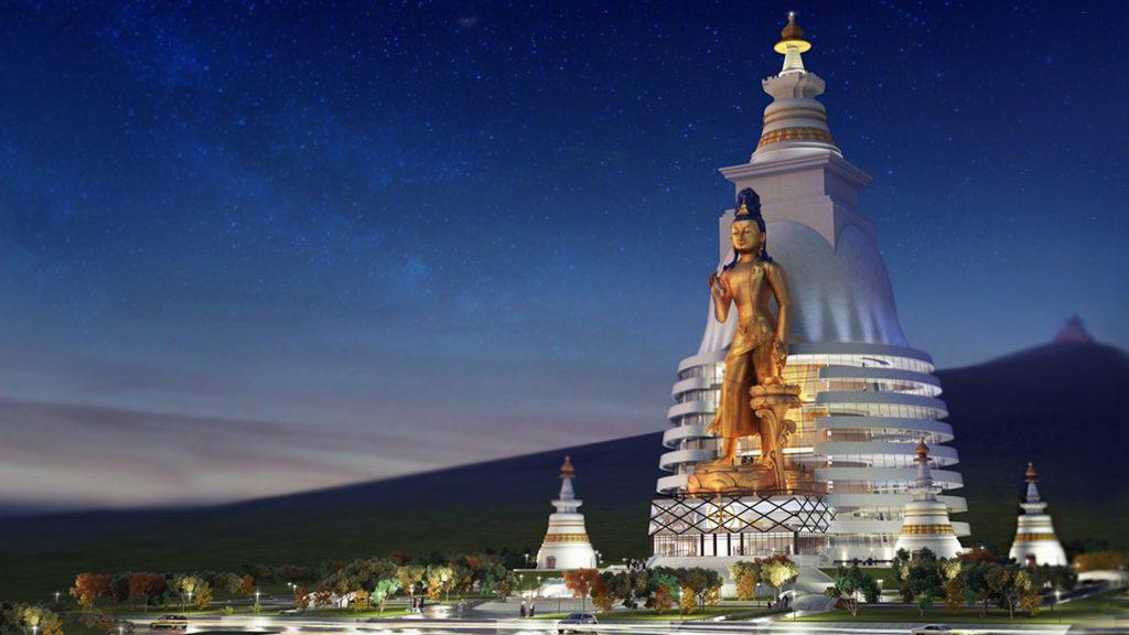 grand maitreya project